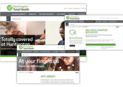 HUNTINGTON TOTAL HEALTH: Benefits Portal
